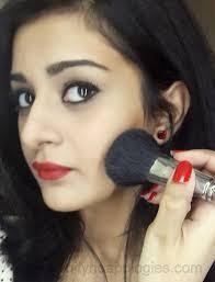 how to contour makeup tutorial step5