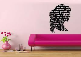 Taylor Swift Pop Art Wall Decal Art Wall Wall Decals Bedroom Stickers