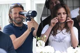 Bradley Cooper & Lady Gaga Film 'A Star is Born'
