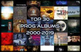 top 30 prog als 2000 2019 the prog