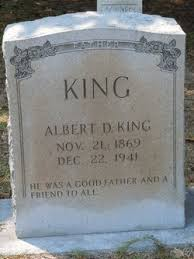 Albert Duane King (1869-1941) - Find A Grave Memorial