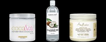 10 best coconut oils for curly hair