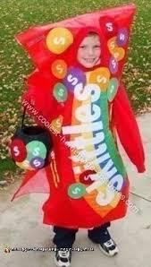 coolest skittles costume