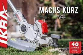 ikra garden tools
