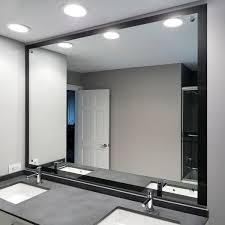 custom bathroom mirrors creative