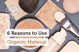 advanes of organic makeup saubhaya