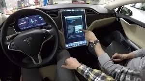 Tesla Model S 85D In-depth Interior ...