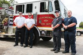Darlington Fire Department improves ISO rating | News and Press