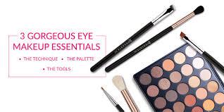 proarte 3 gorgeous eye makeup