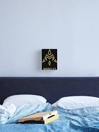 Japanese Adventure Anime Digimon Crest Of Miracles Funny Meme Art Canvas Print By Margemarianna2 Redbubble