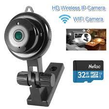 Camera giám sám sát không Dây V380 PRO - Hồng ngoại Quan sát ban đêm / Thẻ  nhớ 32GB