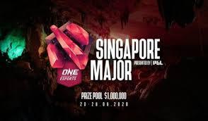 Dota 2 ONE Esports Singapore canceled ...