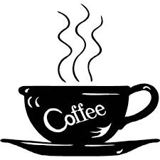 Custom Wall Decal Coffee Decal For That Kitchen Wall Cup Mug Picture Art With Writing Peel Sticker Home Decor 10x10 Walmart Com Walmart Com