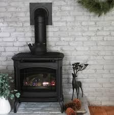 brick fireplace redo wagner spraytech
