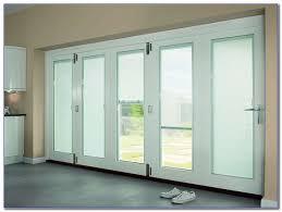 pella windows with blinds between