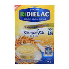 Tất tần tật về bột ăn dặm Ridielac: chất lượng, phân loại và giá