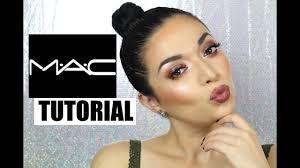 makeup tutorial mac cosmetics