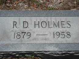 """Redocious Dozier """"Doshe"""" Holmes (1879-1959) - Find A Grave Memorial"""