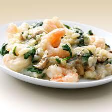 Shrimp 'n' Spinach Risotto Recipe ...