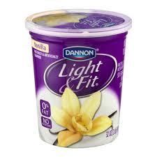 yogurt nonfat vanilla 32 oz