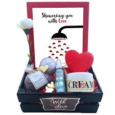 areej valentine s day gift basket for