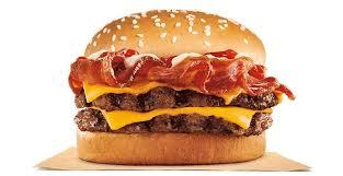 bacon king jr burger king