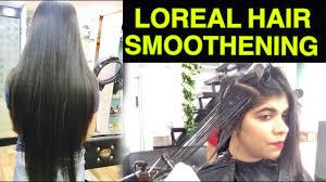 hair smoothening tutorial in hindi