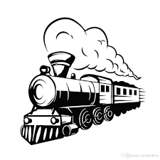 Little Boys Room Decor Vinyl Wall Decal Train Locomotive Steam Railway Transport Stickers Mural For Kids Playroom Wall Decals Home Decor Wall Decals Kids From Joystickers 14 47 Dhgate Com