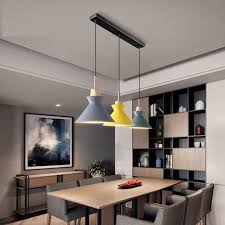 pack of 3 dining table lamp lights