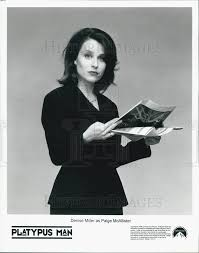 Denise Miller as Paige McAllister Platypus Man Actress 1994 ...