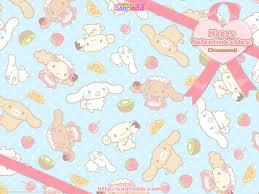 sanrio characters wallpaper 736x552