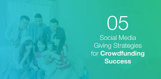 5 social a giving strategies for