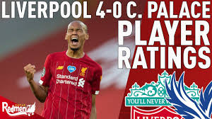 Fabinho Was MOTM! | Liverpool 4-0 Crystal Palace