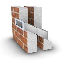 oakely letter box for cavity walls and