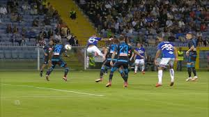 Fabio Quagliarella Epic backheel Goal _ goal of the season ? napoli vs  sampdoria 2/9/2018 - YouTube