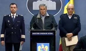 LIVE VIDEO: Vela, Despescu și Arafat, declarații de la MAI ...