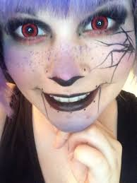 five nights at freddys bonnie makeup