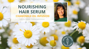 Nourishing Chamomile Hair Serum - The Santa Barbara Independent