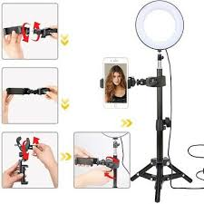 smartphone 6 portable led ring light