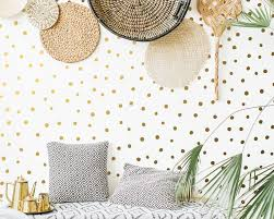 Polka Dot Wall Decals Confetti Decals Vinyl Wall Decals Wall Stickers Nursery Decor Kids Room Wall Decor