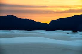 white sands national monument new