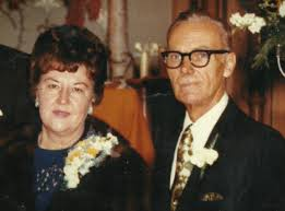 Photos: Kenneth and Hilda Peterson