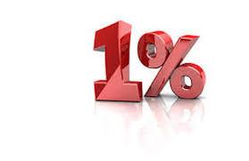 Képtalálatok a következőre: 1 %