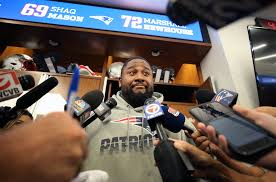 Offensive lineman Marshall Newhouse didn't flip out in his ...