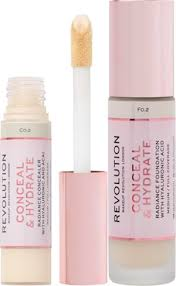 makeup revolution conceal hydrate