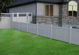 Singleton Fence Vinylfence