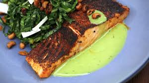Easy Blackened Salmon Recipe