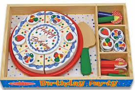 Quick Giveaway Melissa Doug Birthday Party Sets Totallytarget Com