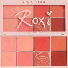 revolution rosaurus blush burst