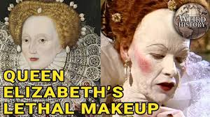 have caused the of elizabeth i